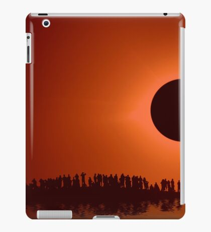 ECLIPSE MEMORIES iPad Case/Skin