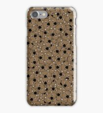 Mini wombat - Australian animal design iPhone Case/Skin