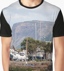 Port Penrhyn, Wales, United Kingdom Graphic T-Shirt