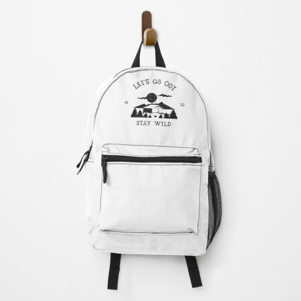 Let's go out Backpack