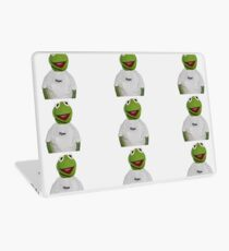 "Supreme Kermit ""Hype"" Box Logo Laptop Skin"