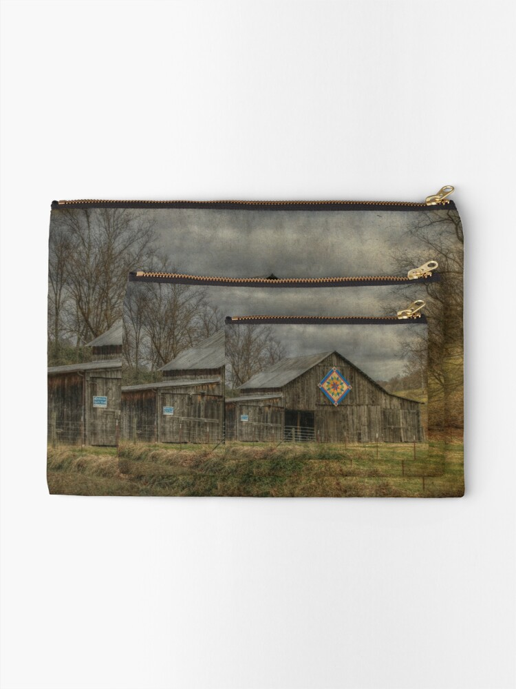 Alternate view of Dilapidated Beauty Zipper Pouch