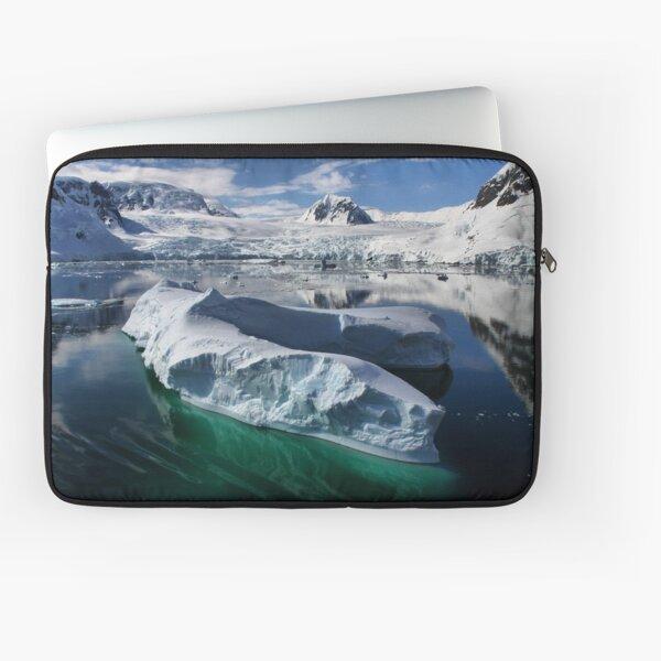 Beautiful Antarctica Laptop Sleeve
