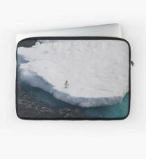 The Lone Penguin Laptop Sleeve