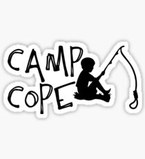 Camp Cope - Fishing Noose Sticker