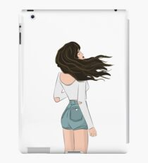 Young freedom iPad Case/Skin