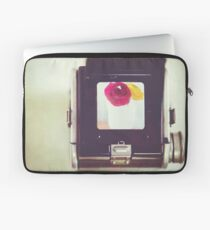 Through the Viewfinder Laptop Sleeve