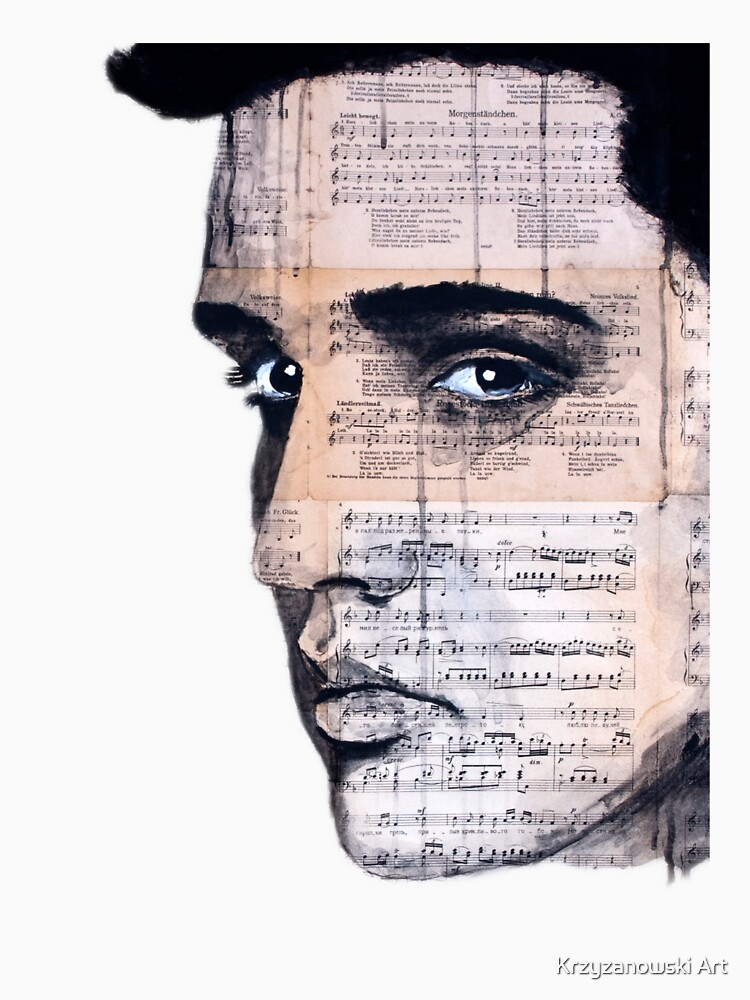 Elvis Presley by julia88554