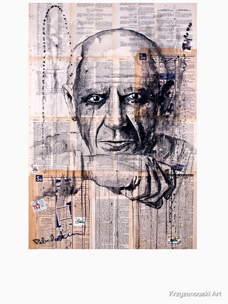 Pablo Picasso by julia88554