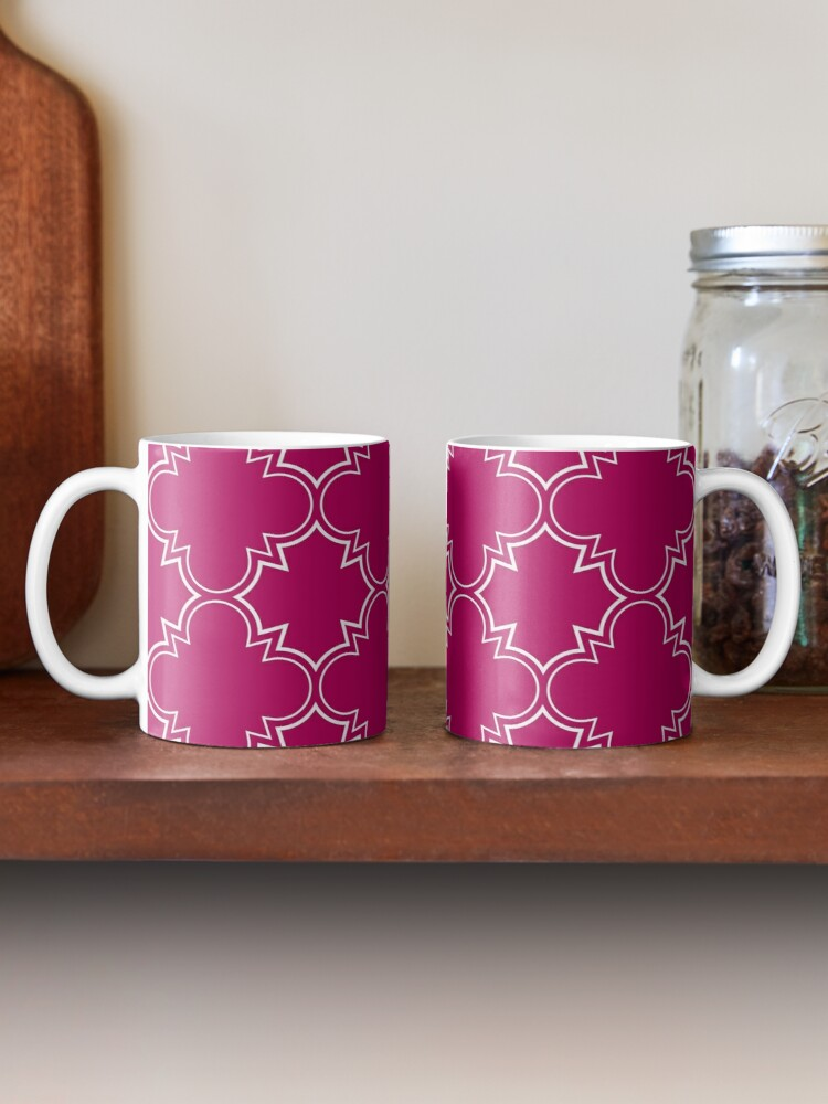 Alternate view of Moroccan 4 Mug