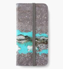 Frozen Lake at Twilight iPhone Wallet/Case/Skin