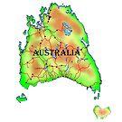 Tasmania's Revenge by David Fraser