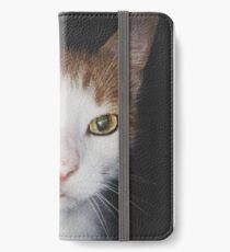 This Cat Got Some Fashion iPhone Wallet/Case/Skin