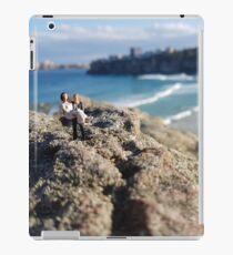 Beach Wedding Miniatures iPad Case/Skin