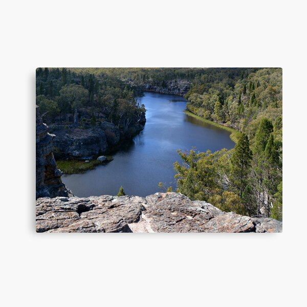 Dunns Swamp Lookout Canvas Print