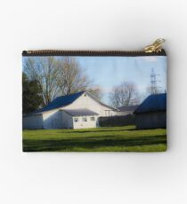 LATE EVENING AT THE BARN Studio Pouch