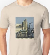 The Metro (Minerva) Theatre, Potts Point Home of Dr D Studios, Kennedy/Miller/Mitchell production company T-Shirt
