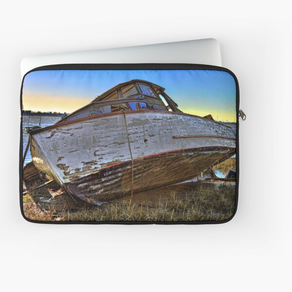 Going to Pieces Laptop Sleeve