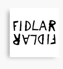 FIDLAR Canvas Print