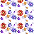 Flower pattern by TheMaker