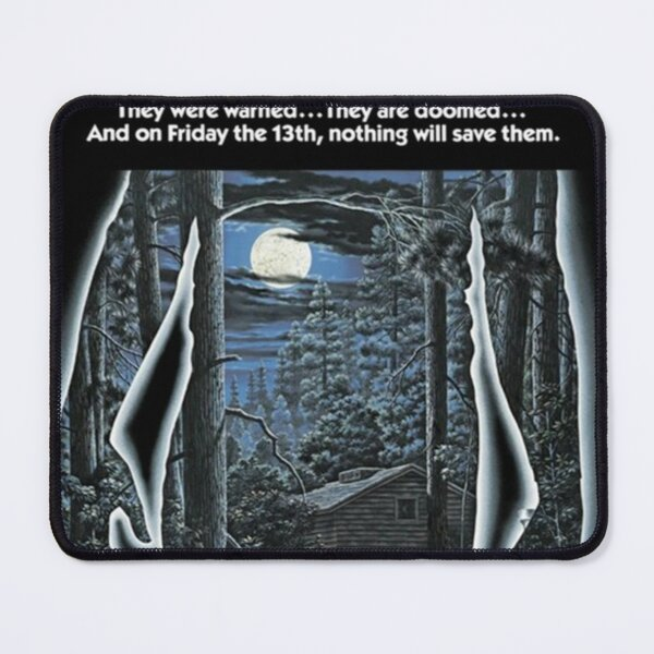 Friday official one Mouse Pad