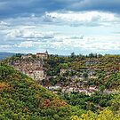 Rocamadour - France by Marilyn Harris