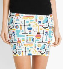 Chemistry laboratory equipment  Mini Skirt