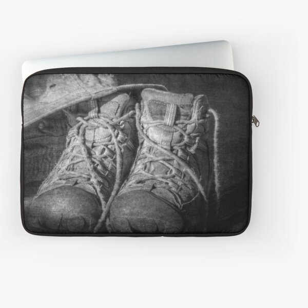 These Boots Laptop Sleeve