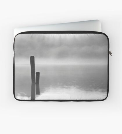 Fog Dreams Laptop Sleeve