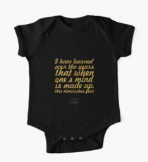 I have learned... Inspirational Quote Kids Clothes