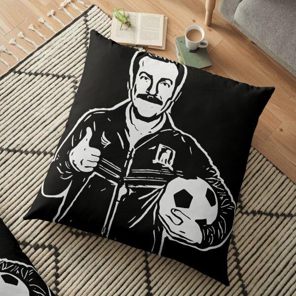 lasso lovers Floor Pillow