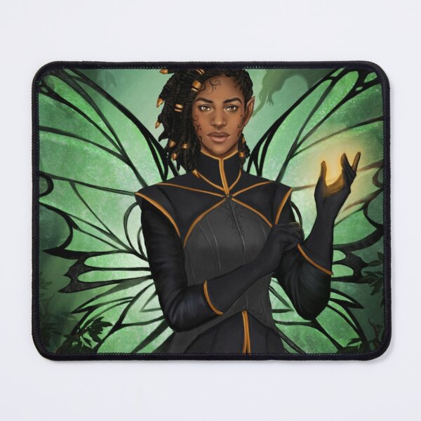 Dryad Faerie Mouse Pad