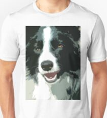 Border Collie Dog Unisex T-Shirt