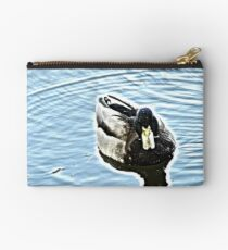Duck in the Pond Studio Pouch
