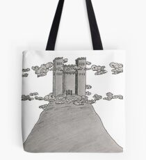 High Top Hill Tote Bag
