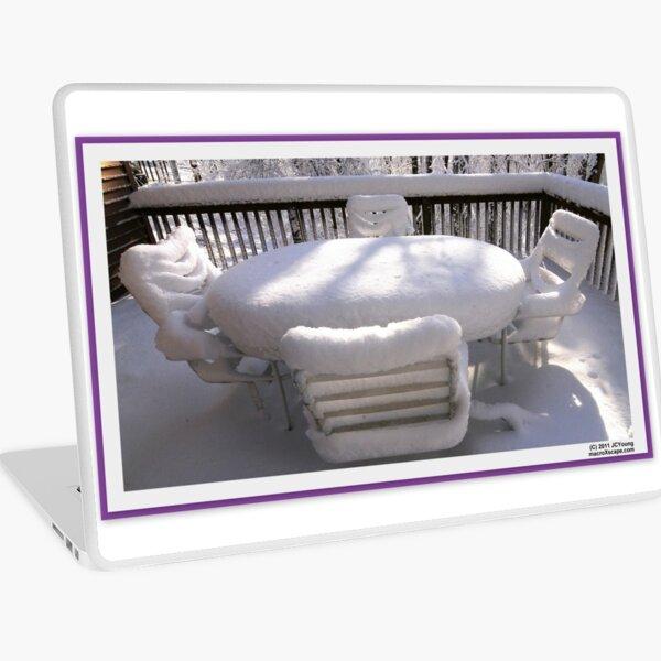 A Winter Feast Laptop Skin