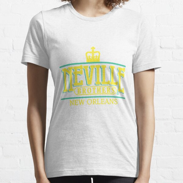 1983 The Neville Brothers Mardi Gras To The World Essential T-Shirt