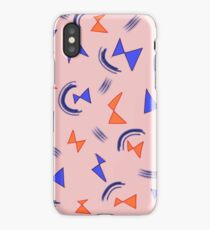 bowties v1 iPhone Case/Skin