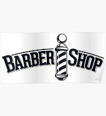 Barbershop Poster