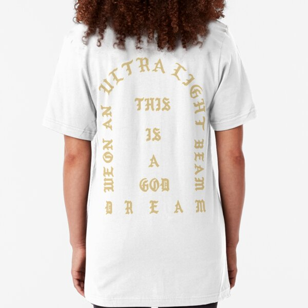 Kanye West - Life of Pablo, Ultralight beam merch (Kanye West, Yeezy) Slim Fit T-Shirt