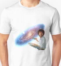 The Bob Ross Galaxy T-Shirt