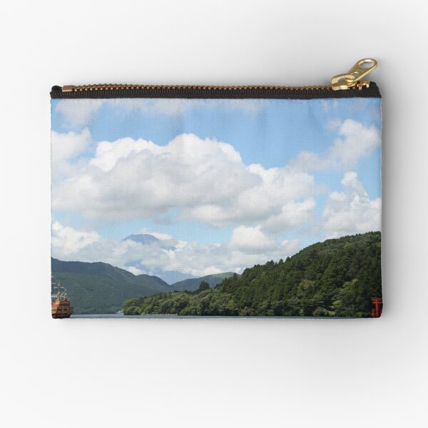 Behind the clouds Zipper Pouch