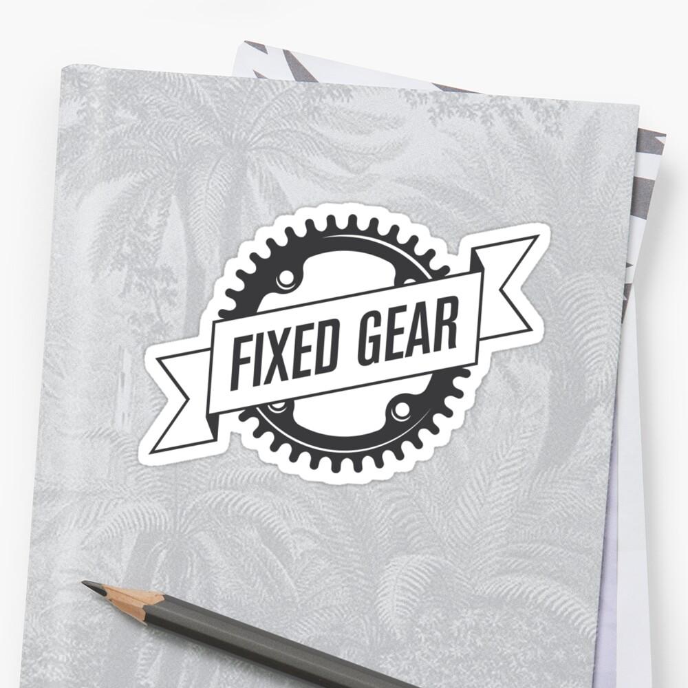 Fixed Gear by maximgertsen