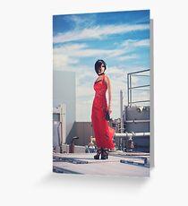 Ada Wong Greeting Card