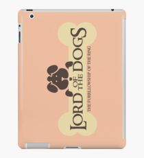 Dogs Furrlowship of the Ring  iPad Case/Skin