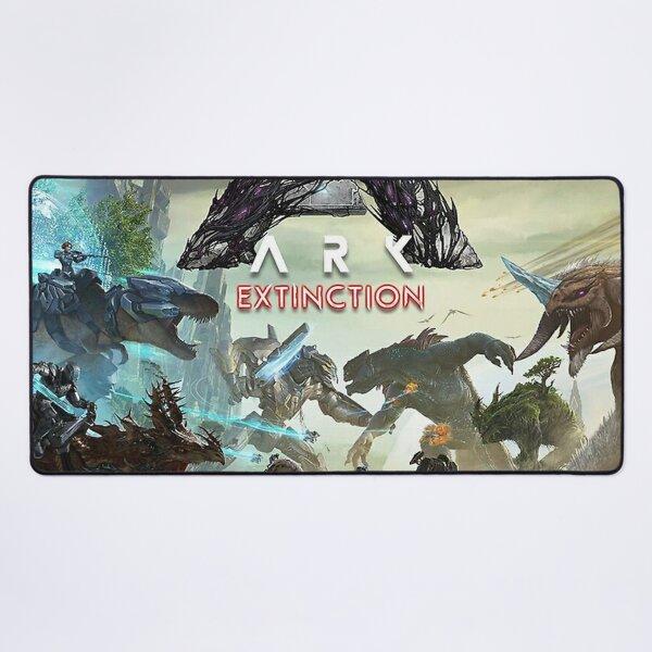 Ark Extinction Poster Desk Mat