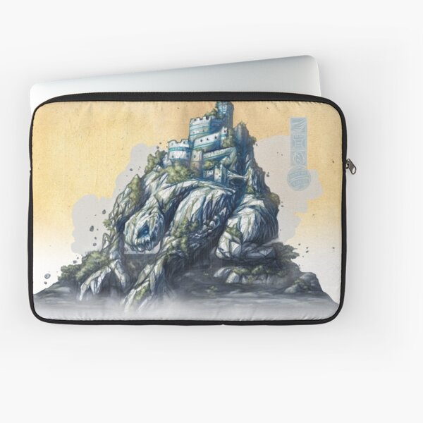 The White King's Rook Laptop Sleeve