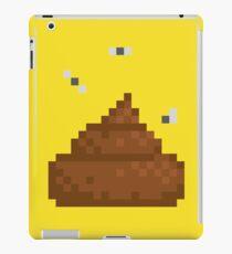 Pixel poo iPad Case/Skin