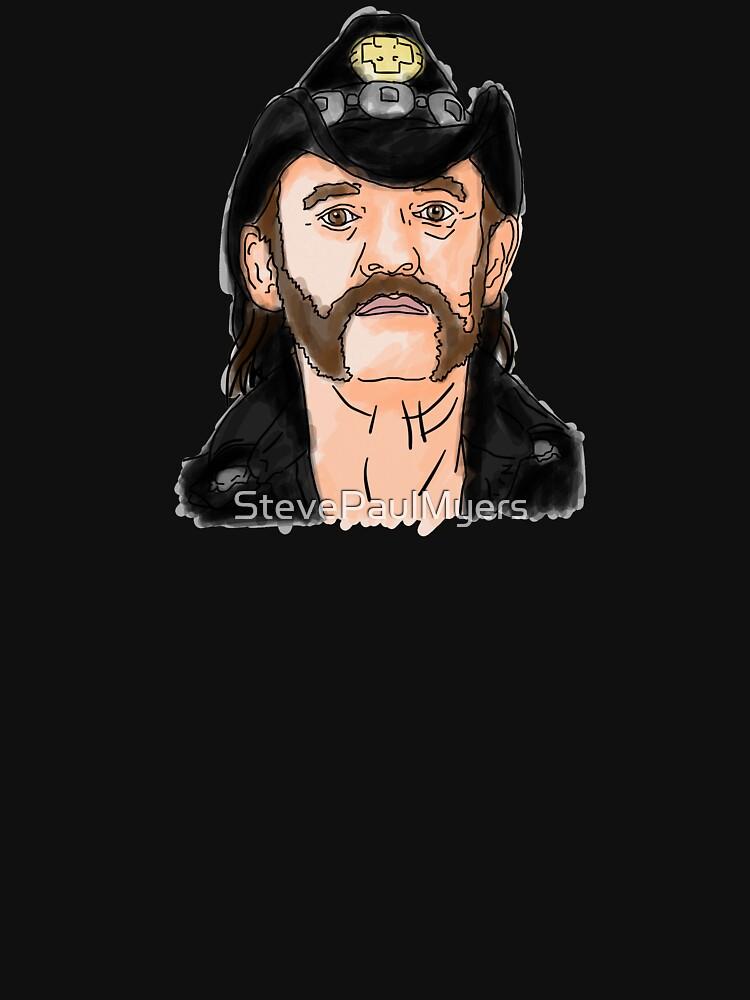 Lemmy Kilmister by StevePaulMyers