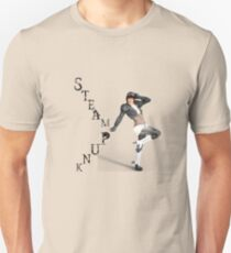 Steampunk Woman Unisex T-Shirt